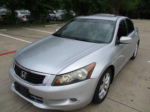 2009 Honda Accord for sale at Import Auto Sales in Arlington TX