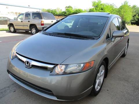 2006 Honda Civic for sale at Import Auto Sales in Arlington TX