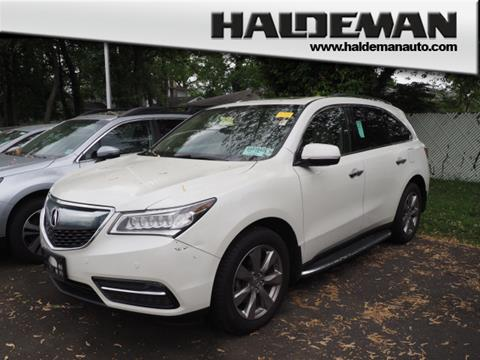 Acura Mdx For Sale In Nj >> Acura Mdx For Sale In Hamilton Square Nj Haldeman Auto 33