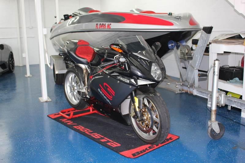 2007 MV AGUSTA F4 1000R SENNA  SENNA EDITION - Pompano Beach FL