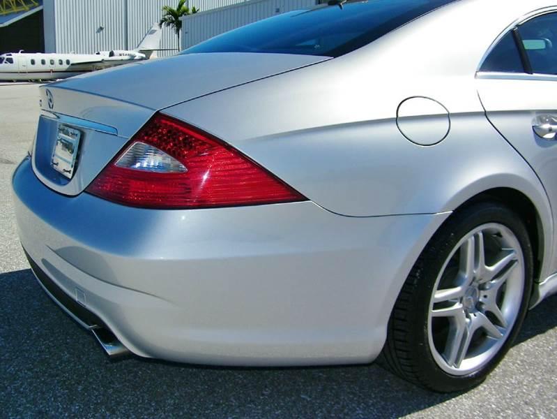 2006 Mercedes-Benz CLS CLS 500 4dr Sedan - Pompano Beach FL