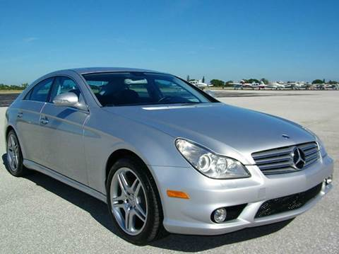 2006 Mercedes-Benz CLS for sale in Pompano Beach, FL