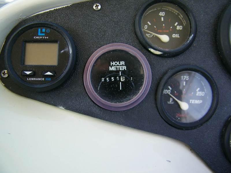 1996 Doral 350 SC  - Pompano Beach FL