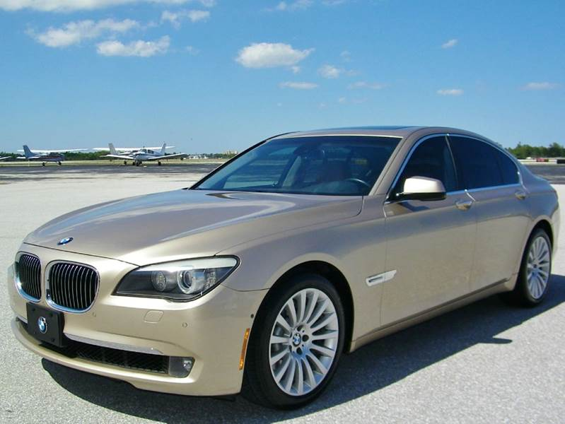 2009 BMW 7 Series 750i 4dr Sedan - Pompano Beach FL
