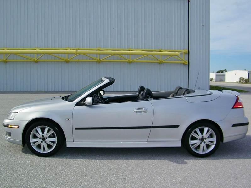 2007 Saab 9-3 2.0T 2dr Convertible - Pompano Beach FL