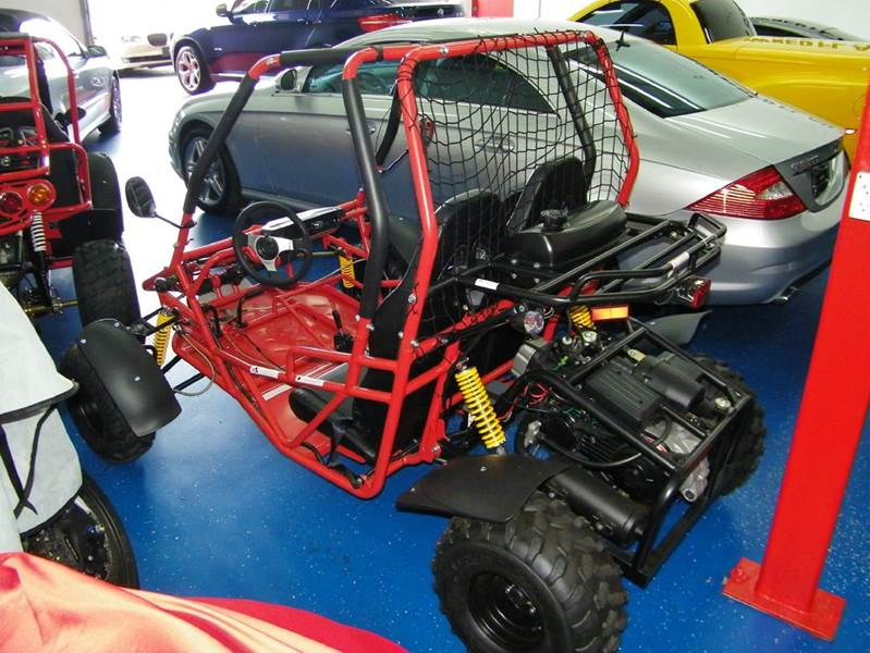 2014 Supermach GK 150Q  - Pompano Beach FL