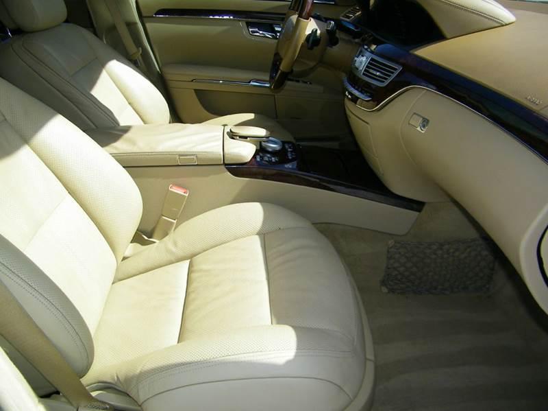 2012 Mercedes-Benz S-Class AWD S 550 4MATIC 4dr Sedan - Pompano Beach FL