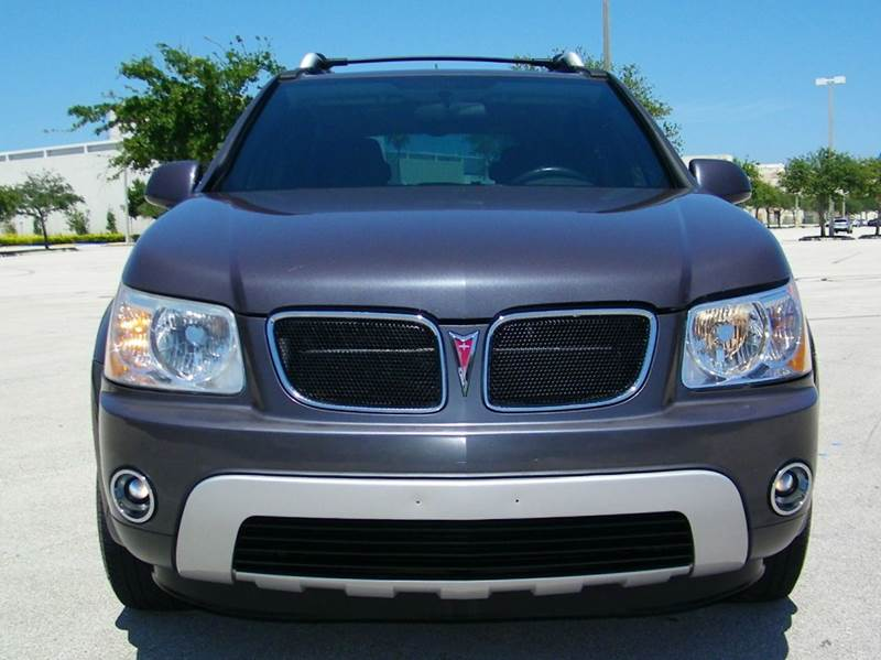2007 Pontiac Torrent 4dr SUV - Pompano Beach FL