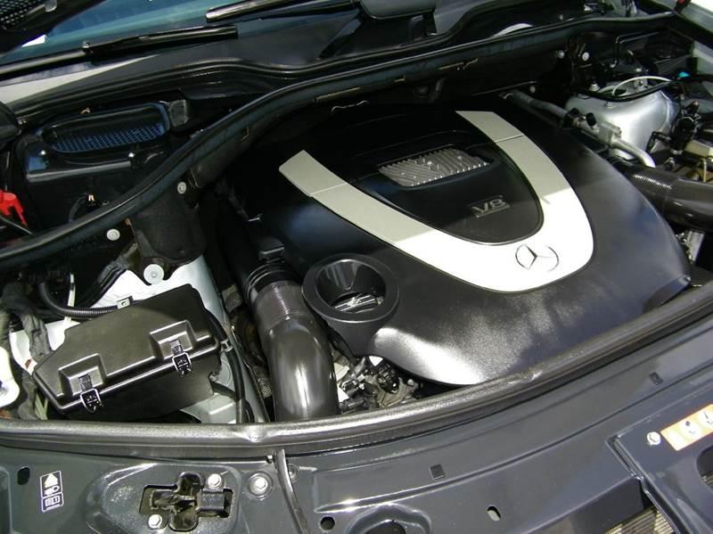 2008 Mercedes-Benz M-Class AWD ML 550 4MATIC 4dr SUV - Pompano Beach FL