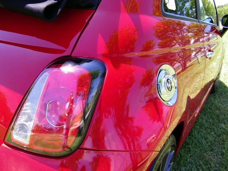 2015 FIAT 500c Abarth 2dr Convertible - Pompano Beach FL