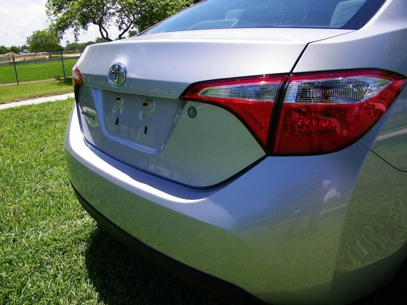 2016 Toyota Corolla L 4dr Sedan 6M - Pompano Beach FL