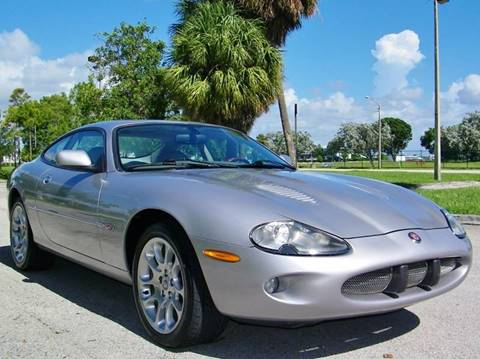 2000 Jaguar XKR for sale in Pompano Beach, FL