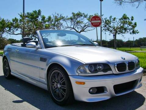 2002 BMW M3 for sale in Pompano Beach, FL