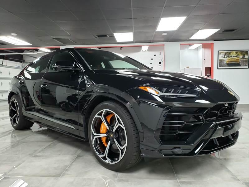 2019 Lamborghini Urus AWD 4dr SUV In Pompano Beach FL