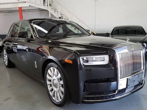2018 Rolls-Royce Phantom for sale in Pompano Beach, FL