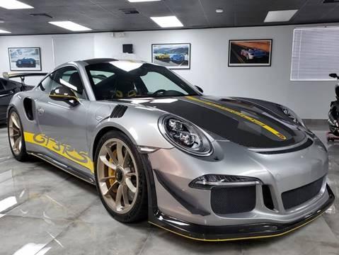 2016 Porsche 911 for sale in Pompano Beach, FL