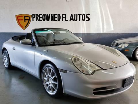 2003 Porsche 911 for sale in Pompano Beach, FL
