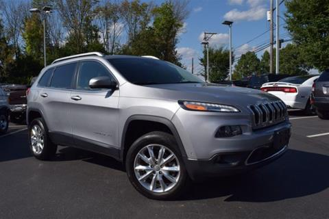 2014 Jeep Cherokee for sale in Montgomeryville, PA
