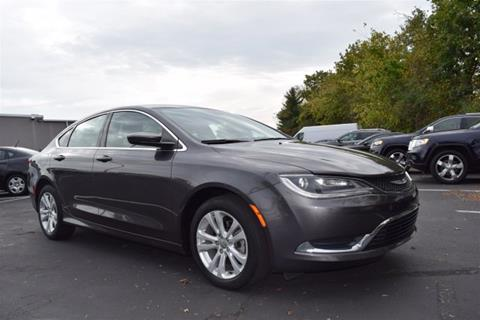 2015 Chrysler 200 for sale in Montgomeryville, PA