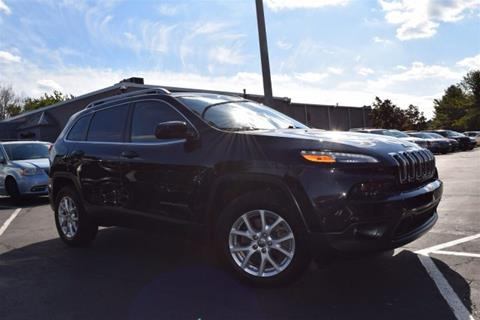 2015 Jeep Cherokee for sale in Montgomeryville, PA
