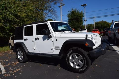 2014 Jeep Wrangler Unlimited for sale in Montgomeryville, PA