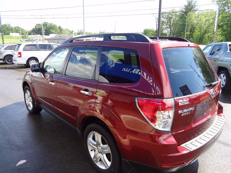 2009 Subaru Forester AWD 2.5 X Premium 4dr Wagon 4A - Waterford PA