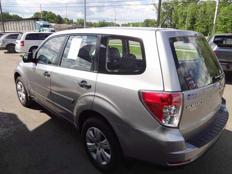 2009 Subaru Forester AWD 2.5 X 4dr Wagon 4A - Waterford PA