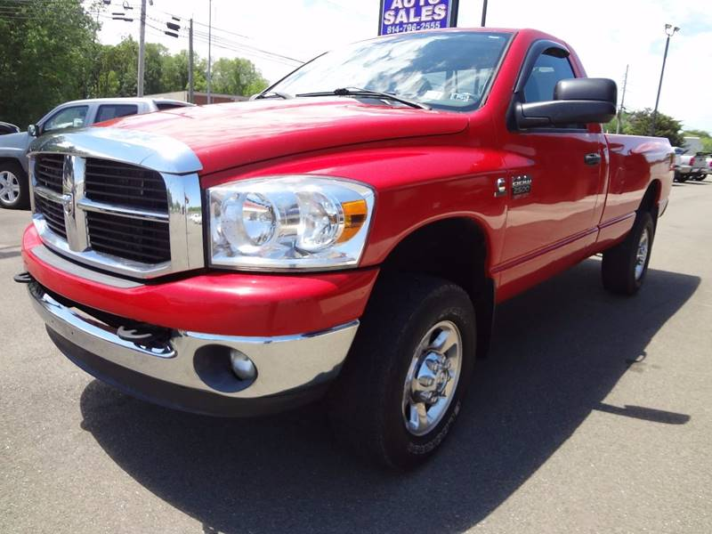 2007 Dodge Ram Pickup 2500 SLT 2dr Regular Cab 4x4 LB - Waterford PA