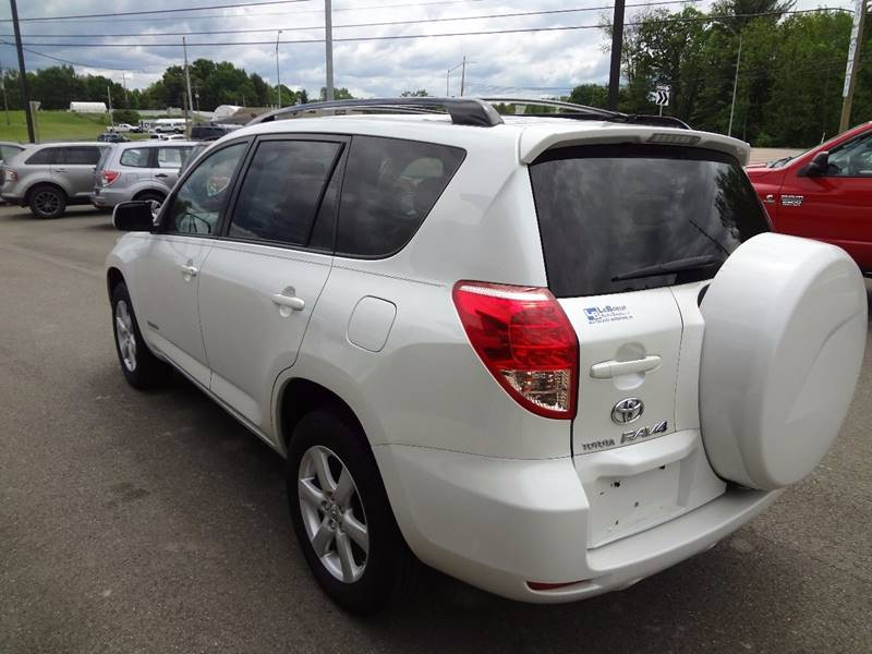 2008 Toyota RAV4 4x4 Limited 4dr SUV - Waterford PA