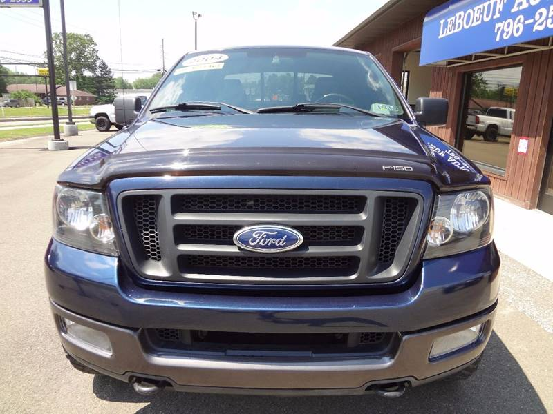 2004 Ford F-150 4dr SuperCrew FX4 4WD Styleside 5.5 ft. SB - Waterford PA