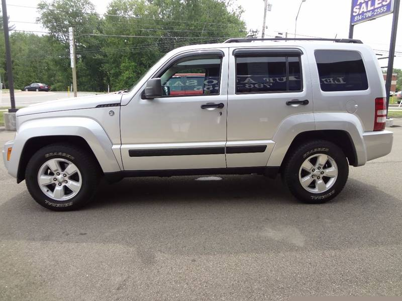 2010 Jeep Liberty 4x4 Sport 4dr SUV - Waterford PA