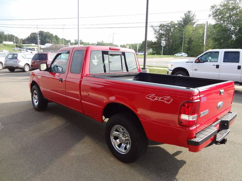 2009 Ford Ranger 4x4 XLT 2dr SuperCab SB - Waterford PA