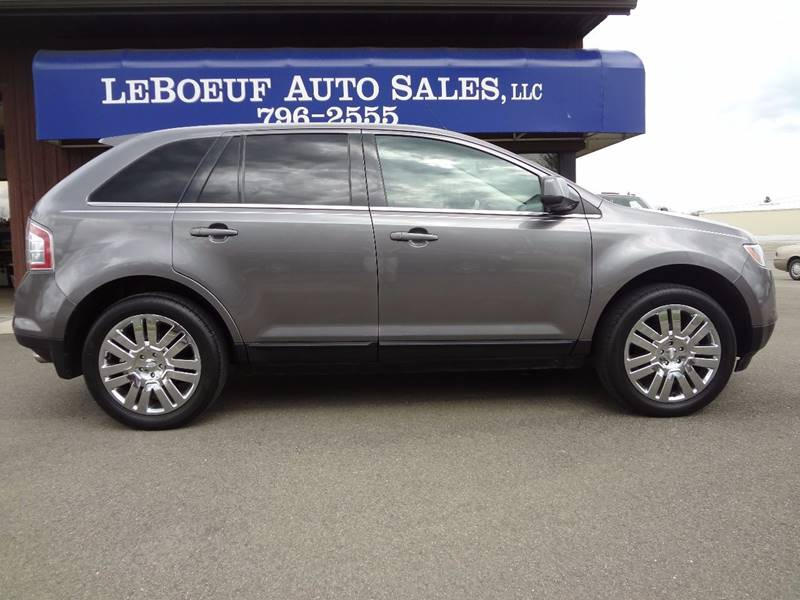 2009 Ford Edge AWD Limited 4dr SUV - Waterford PA