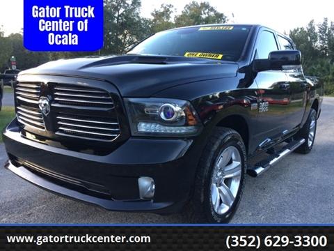 2014 RAM Ram Pickup 1500 Sport for sale at Gator Truck Center of Ocala in Ocala FL