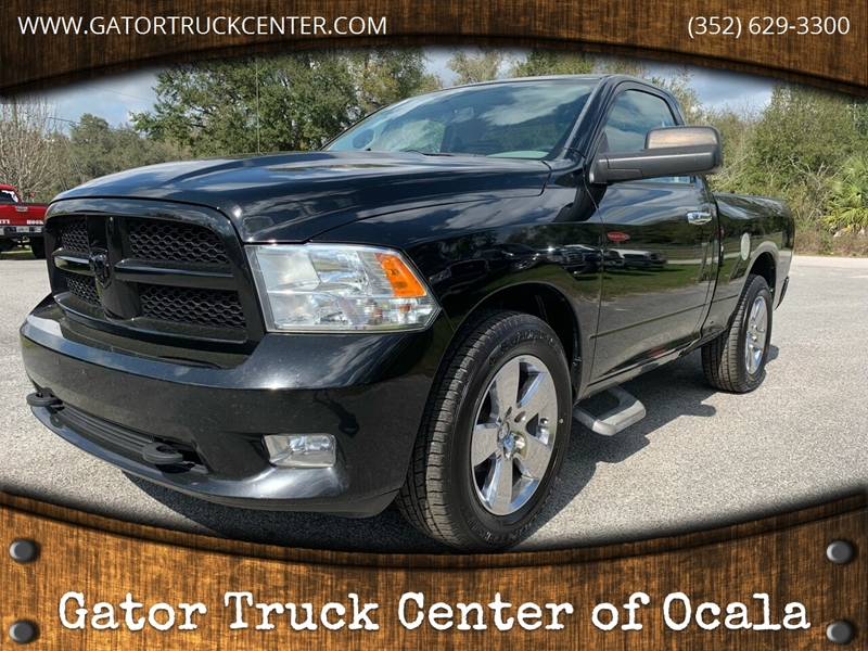 2012 RAM Ram Pickup 1500 for sale at Gator Truck Center of Ocala in Ocala FL