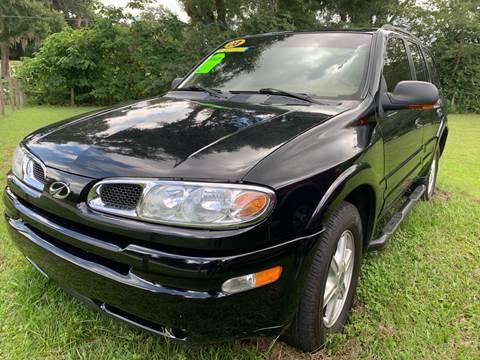 2002 Oldsmobile Bravada for sale in Ocala, FL