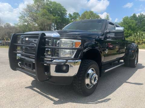 2012 Ford F-350 Super Duty Lariat for sale at Gator Truck Center of Ocala in Ocala FL