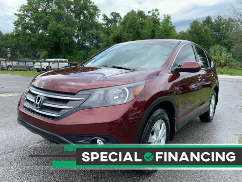 2013 Honda CR-V for sale at Gator Truck Center of Ocala in Ocala FL