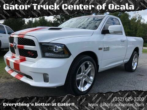 2013 RAM Ram Pickup 1500 for sale at Gator Truck Center of Ocala in Ocala FL