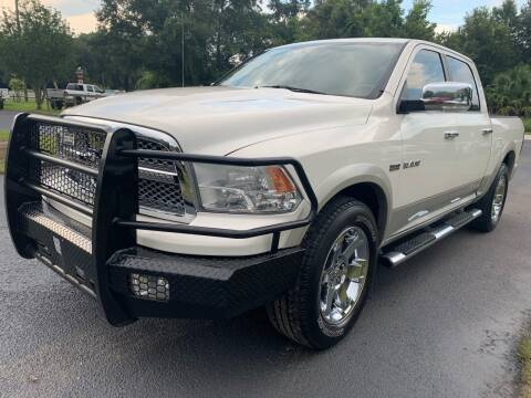 2009 Dodge Ram Pickup 1500 for sale at Gator Truck Center of Ocala in Ocala FL