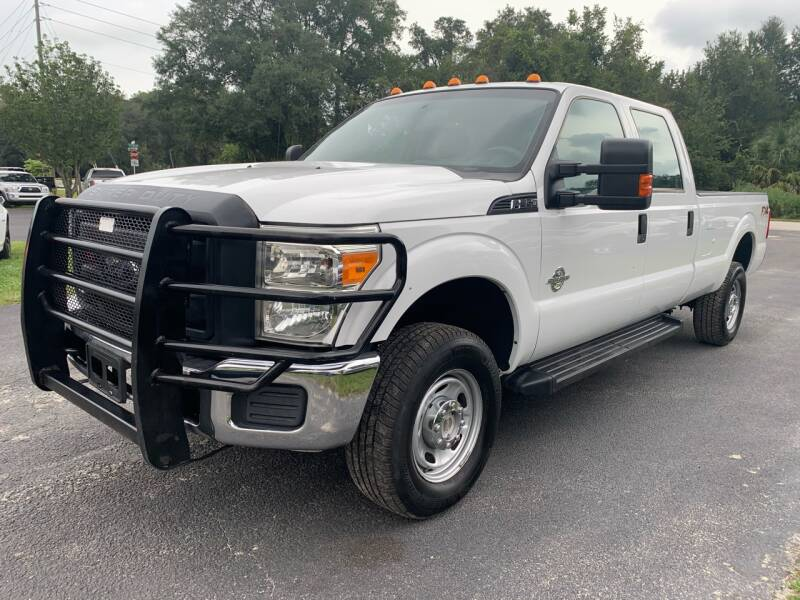 2012 Ford F-350 Super Duty for sale at Gator Truck Center of Ocala in Ocala FL