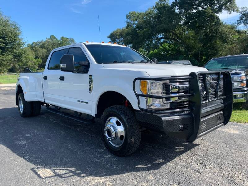 2017 Ford F-350 Super Duty for sale at Gator Truck Center of Ocala in Ocala FL