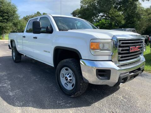 2015 GMC Sierra 2500HD for sale at Gator Truck Center of Ocala in Ocala FL