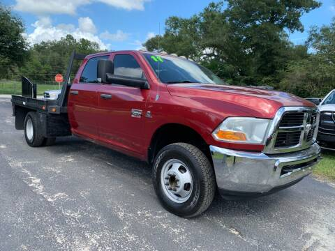 2011 RAM Ram Chassis 3500 for sale at Gator Truck Center of Ocala in Ocala FL