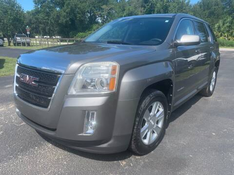 2012 GMC Terrain for sale at Gator Truck Center of Ocala in Ocala FL
