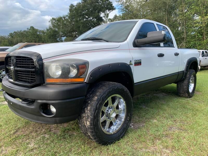 2009 Dodge Ram Pickup 2500 for sale at Gator Truck Center of Ocala in Ocala FL