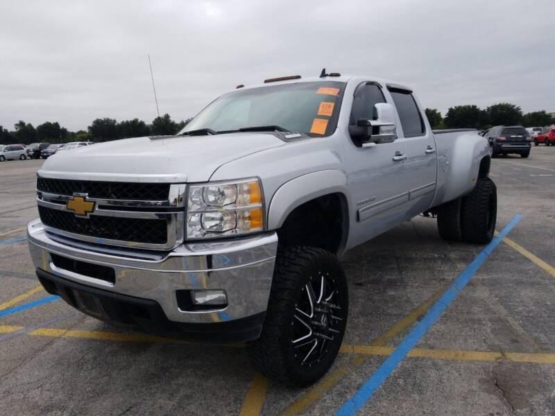 2012 Chevrolet Silverado 3500HD for sale at Gator Truck Center of Ocala in Ocala FL