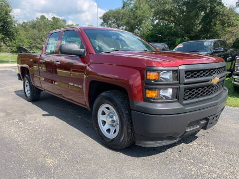 2014 Chevrolet Silverado 1500 for sale at Gator Truck Center of Ocala in Ocala FL