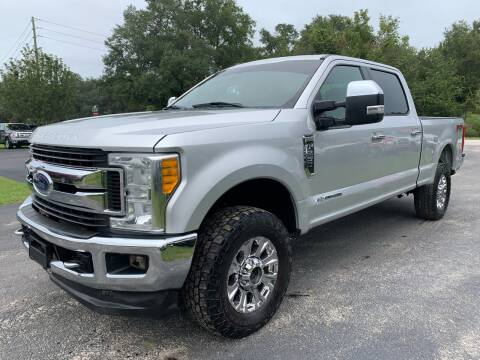 2017 Ford F-250 Super Duty for sale at Gator Truck Center of Ocala in Ocala FL