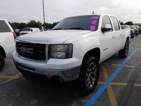 2011 GMC Sierra 1500 for sale at Gator Truck Center of Ocala in Ocala FL